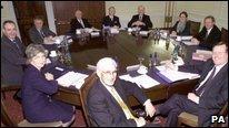 The 1999 NI Executive