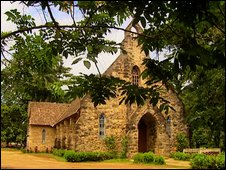 Ganta Church