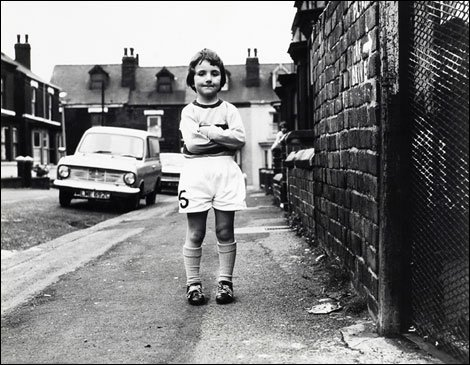 Attercliffe in the 1970s by Andrew Lloyd