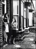 Attercliffe girls, 1970s - Andrew Lloyd
