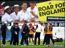 Australia practice at Headingley