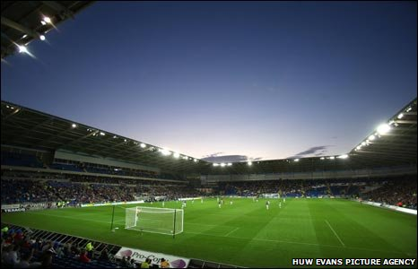 Cardiff City's new stadium
