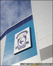 Cardiff City's new stadium