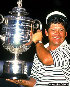 Lee Trevino in 1984