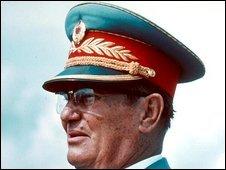 Marshall Tito