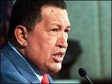 President Hugo Chavez 7.8.09