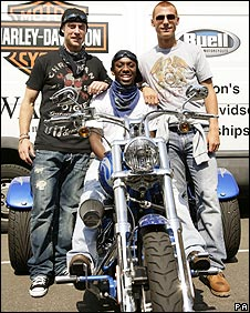 Wayne Bridge, Shaun Wright-Phillips and Steve Sidwell