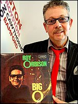 Bob Mundy, Roy Orbison's drummer from 1967-1974