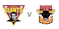 Huddersfield v Bradford