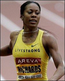 Sanya Richards
