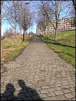 Park Hill pathway
