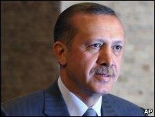 Recep Tayyip Erdogan, 2009 file pic