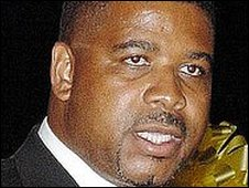 Turks and Caicos premier Michael Misick