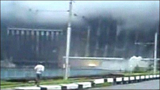 Sayano-Shushenskaya power station explosion