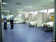 Hospital ward