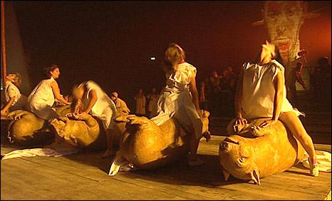 Silviu Purcarete's Faust