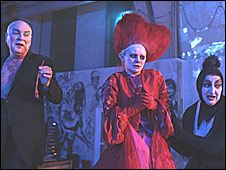 Ofelia Popii as Mephistopheles