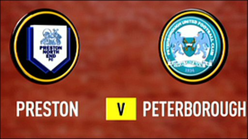 Highlights - Preston 2-0 Peterborough
