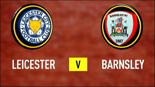 Leicester v Barnsley