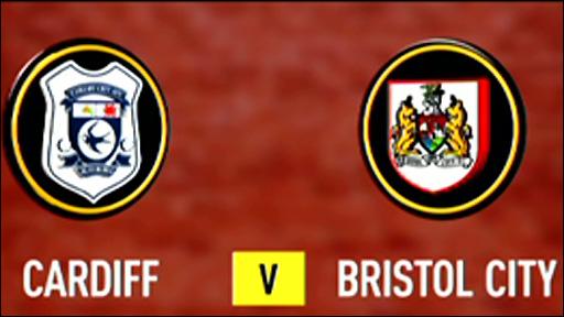 Cardiff 3-0 Bristol City