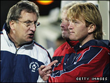 Stuart McCall coached under Neil Warnock at Sheffield United