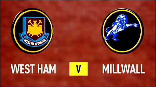 West Ham United v Millwall