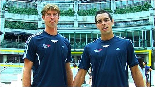 Steve Grotowski & Gregg Weaver