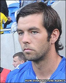 Joe Ledley has been with his home-town club since the age of nine