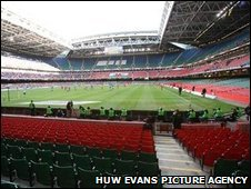 The Millennium Stadium