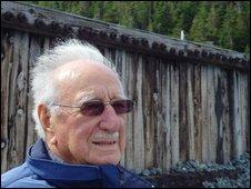 Fisherman Gus Etchegary