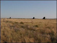 The Polygon - Nuclear test site in Kazakhstan