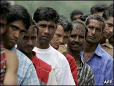 Bangladeshi migrant workers in Kuala Lumpur