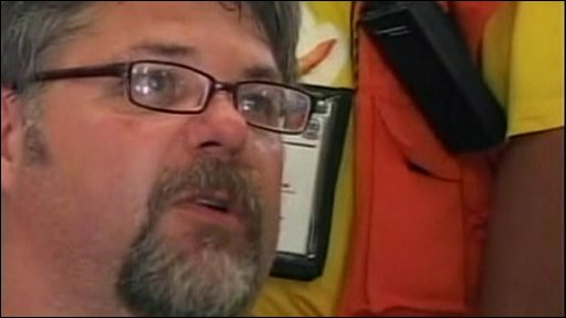 Canadian survivor Jerry Predchuz