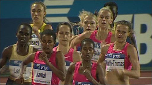 Women's 1500m