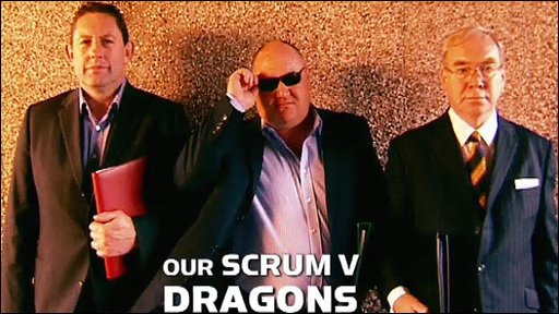 The Scrum V panel