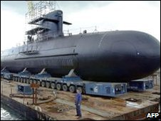 Brazil is buying four Scorpene attack submarines from France