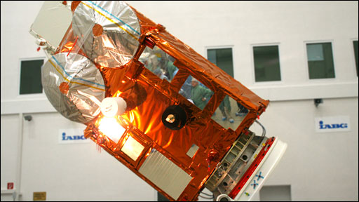 Cryosat (BBC)