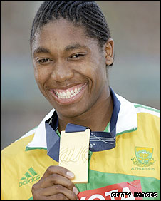 Caster Semenya