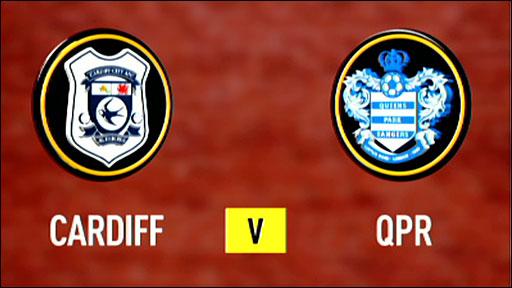 Cardiff City 0-2 Queens Park Rangers