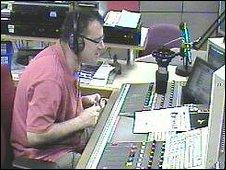 Stephen Foster on BBC Suffolk