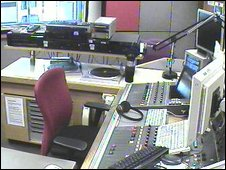BBC Suffolk studio 1b