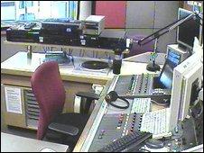 BBC Suffolk studio 1b