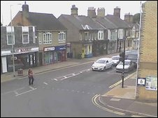 Brandon High Street's webcam