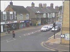 Brandon High Street's webcam