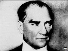 Mustafa Kemal Ataturk, file photo from 1937