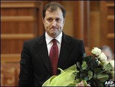 New Moldovan Prime Minister Vlad Filat