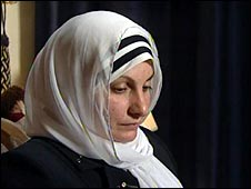 Iraqi widow