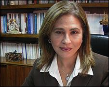 Hala Mustafa, magazine editor