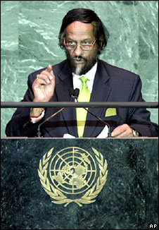 Rajendra Pachauri