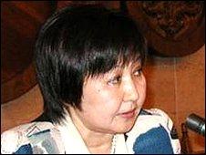 Toleikan  Ismailova
